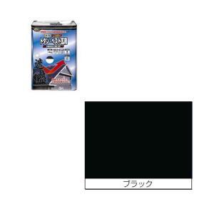 ニッペホームプロダクツ ニッペ 水性シリコントタン・ベスト瓦用 14K ブラック【smtb-s】