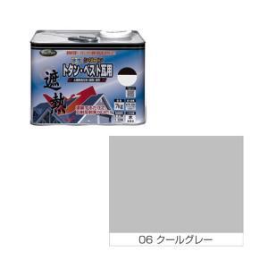 ニッペホームプロダクツ ニッペ 水性シリコントタン・ベスト瓦用 7K クールグレー【smtb-s】