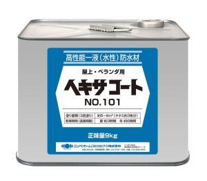 ニッペホームプロダクツ ニッペ ヘキサコートNO.101 9KG グリーン【smtb-s】