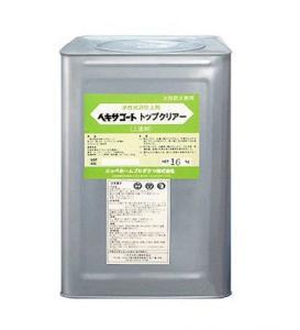 ニッペホームプロダクツ ニッペ ヘキサコートトップクリアー 16KG 透明(つやあり)【smtb-s】