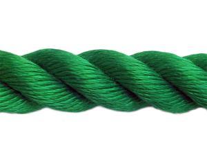 まつうら工業 スパンシーカラーロープ36ミリ(緑)20M ドラム巻【smtb-s】