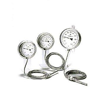 佐藤計量器製作所 隔測式温度計 0~100℃NCIND0436132-1336-03【smtb-s】