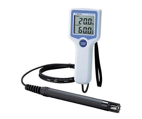 佐藤計量器製作所 温湿度計SK-110TRH TYPE1DB0001241-9901-01【smtb-s】