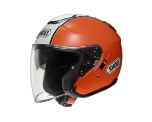 SHOEI J-CRUISE CORSO TC-8 OR/WH S【smtb-s】