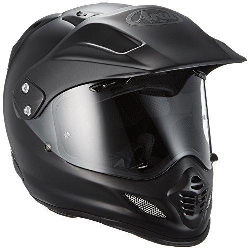 Arai ヘルメット TOUR CROSS3 フラットブラック 55-56 S【smtb-s】