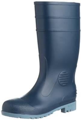 ミドリ安全 耐油・耐薬品性・静電安全長靴 W1000静電  W1000S-BL-27.0【smtb-s】