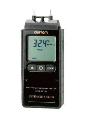 カスタム(CASTOM) カスタム CUSTOM() デジタル水分計 MM-01U【smtb-s】
