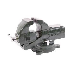 トラスコ中山(TRUSCO) TRUSCO 強力アプライトバイス(回転台付タイプ) 125mm  TSRV-125  (P)【smtb-s】