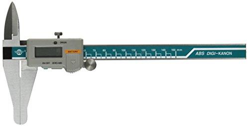 カノン(中村製作所) デジタルロバノギス150mm E-ROBA15B 2519399【smtb-s】