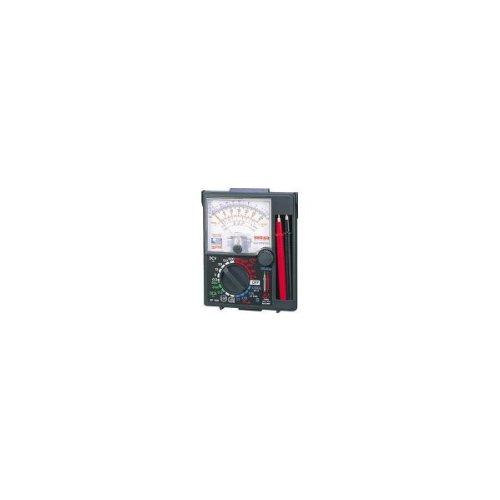 【送料無料】 SANWA SANWA(三和電気計器) アナログマルチテスタ 保護ケース一体型 SP-18D 2848571【smtb-s】