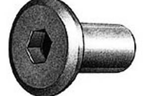 送料無料 サンコーインダストリー ジョイントコネクター飾りナット 六角穴 商い X 17 6 超激安特価