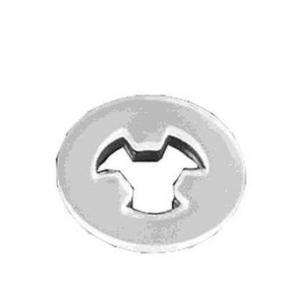 サンコーインダストリー ナイロンセットワッシャー(タッピンねじ用)(組込み用) ヨウ4X10X0.8【smtb-s】