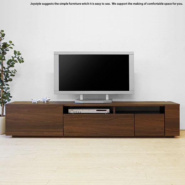 ※現在ダーク色欠品中、次回入荷予定は6月中旬頃です。幅180cm ウォールナット色 和モダンテイスト 収納力があるシンプルモダンデザインのロータイプのテレビボード, With a pet:51ecfaf9 --- acessoverde.com