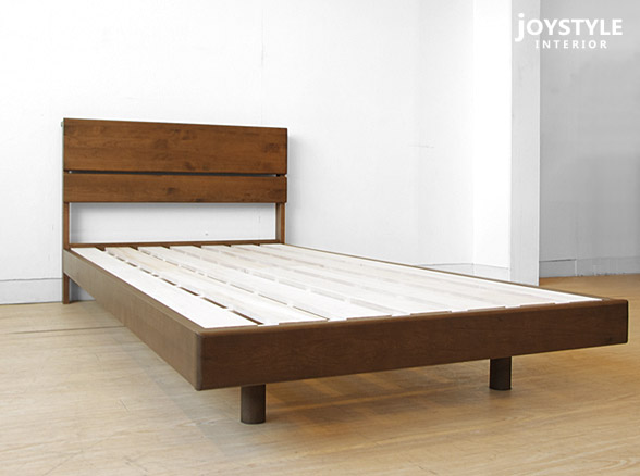 joystyle-interior | Rakuten Global Market: Two colors of bed frame ...