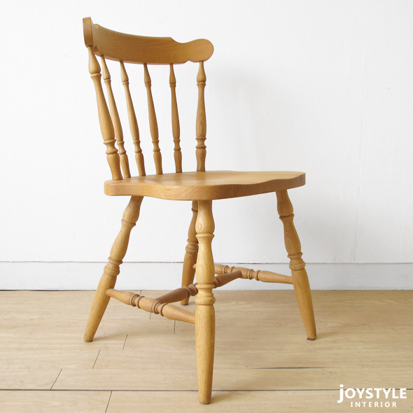 Attrayant NALA Is The Antique Designs Can Feel The Texture Of Natural Wood Dining  Chairs.