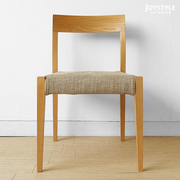 日本灰灰木天然实木木制椅子轻质材料覆盖枕头蒂娜-DC-窝餐馆国产