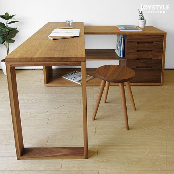 The Tensile Desk Corner Desk And Desk Cabinet Tree Woodenness Desk Study  Desk Extension Type