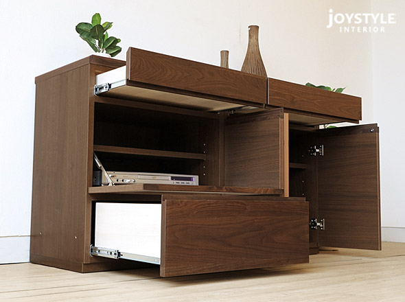 joystyle interior unit storage board sideboard ornament combines rh global rakuten com TV Cabinets with Plywood Doors TV Cabinets with Glass Doors