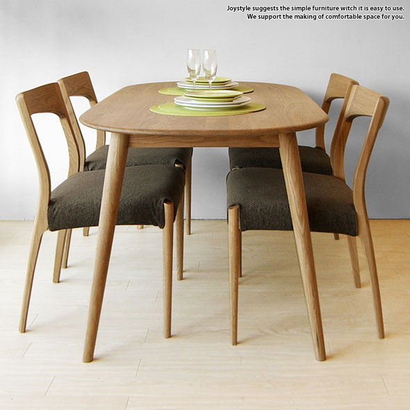 Oak Wood Table And Chairs: Joystyle-interior: Width 150 Cm Oak Wood Oak Solid Wood