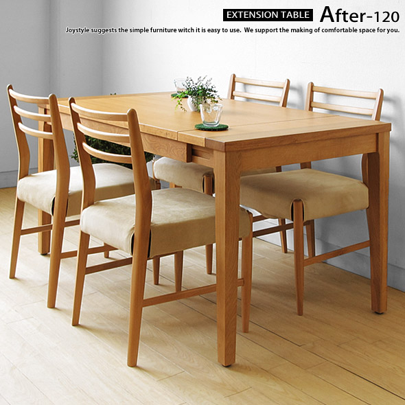 Tensile Table AFTER 120NA (u203b Chair Separate Sale) Net Shop Limited Original  ...