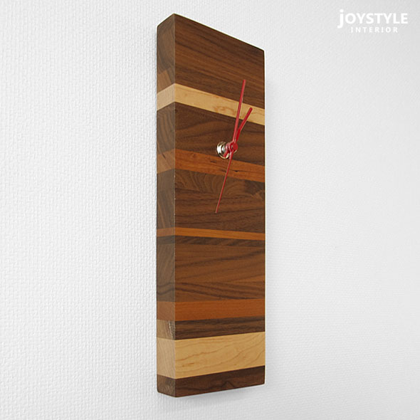 Wall Hangings Clock Woodenness Clock Wall Clock JOINT CLOCK Which It Is  Individual, And