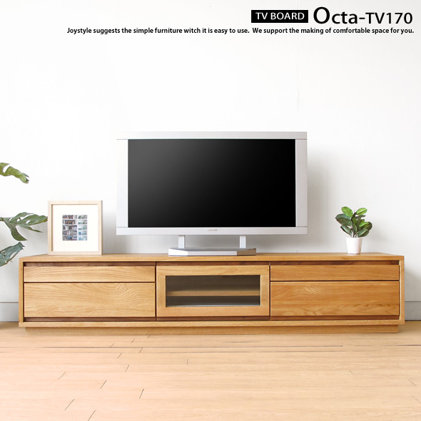 joystyle-interior | Rakuten Global Market: TV board OCTA-TV170 of a ...