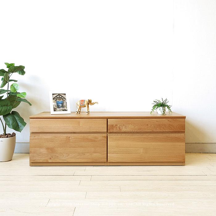 Joystyle Interior Width 120 Cm Alder Wood Alder Solid Wood Drawer