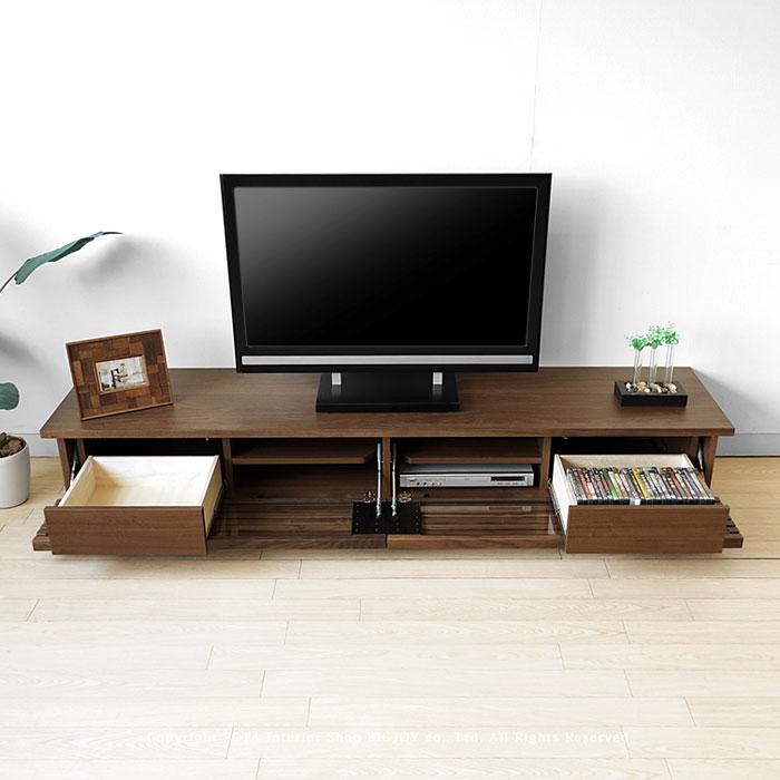 板210cm宽胡桃材胡桃材料天然木木制低板格子门格子清白简单设计新颖式样的电视Grid+210.Walnut
