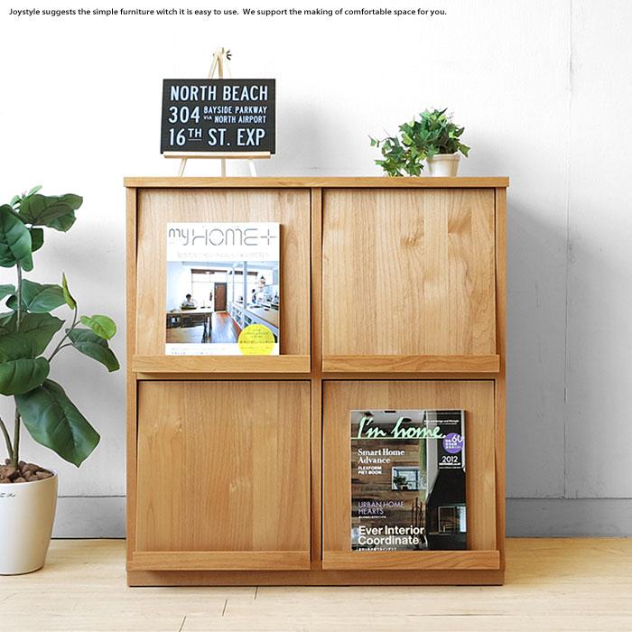 受注生産商品 幅77cm アルダー材 アルダー突板 木製本棚 シンプルモダンデザイン オフィス家具 ブックシェルフ ナチュラルな質感が魅力的なディスプレイラック