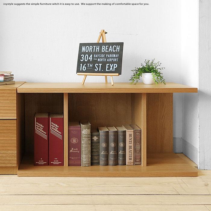 シェルフ オープンシェルフ サイドテーブル ベンチシェルフ 飾り棚 本棚 オープンラック 幅86cm 縦置き横置き 86シリーズ ハチロク家具 オーク ウォールナット