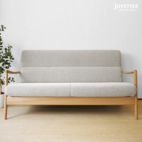 Awesome The Wooden Sofa Cover Ring Sofa Scandic 2P Net Shop Limited Original Setting Where A Design Of The Domestic Japanese Oak Materials Japanese Oak Home Interior And Landscaping Mentranervesignezvosmurscom