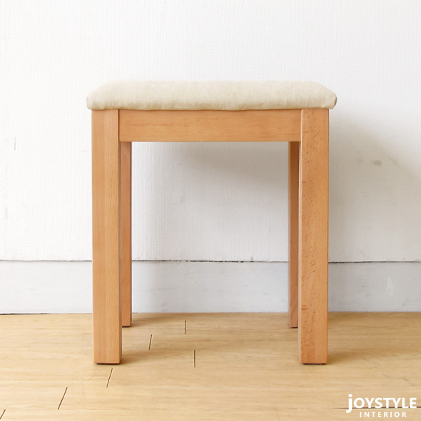 Beach Wood Solid Natural Wooden Chair Stool Wonder St Simple And Compact