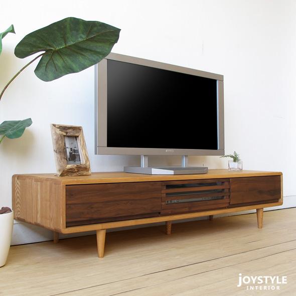 Ash Wood Furniture/CRUST (crust) ローテレビ Board 150