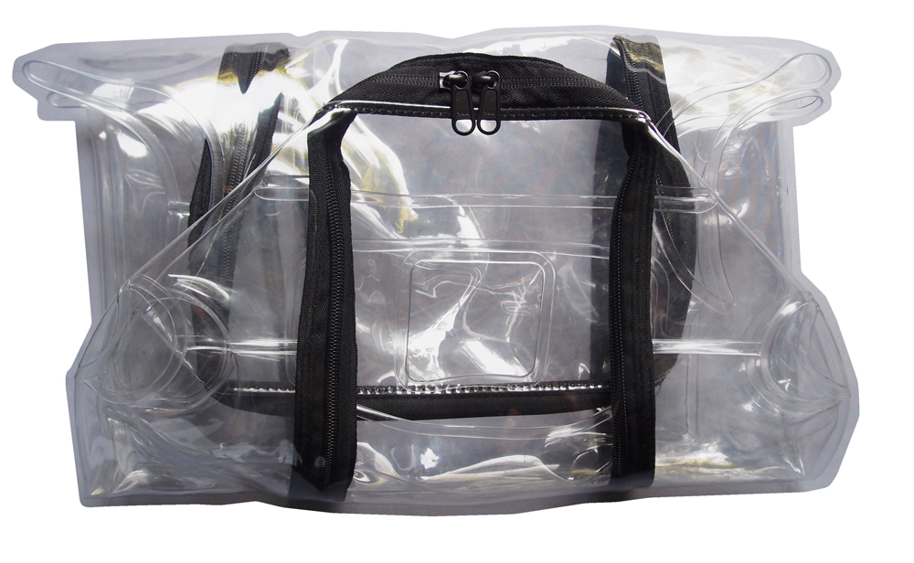 リモワ リモワ ハイブリッド/リンボ マルチホイール(4輪)に使える透明PVCスーツケースカバー(黒ファスナー)63-70-73-77サイズ, WACKY:8be2efa5 --- sunward.msk.ru