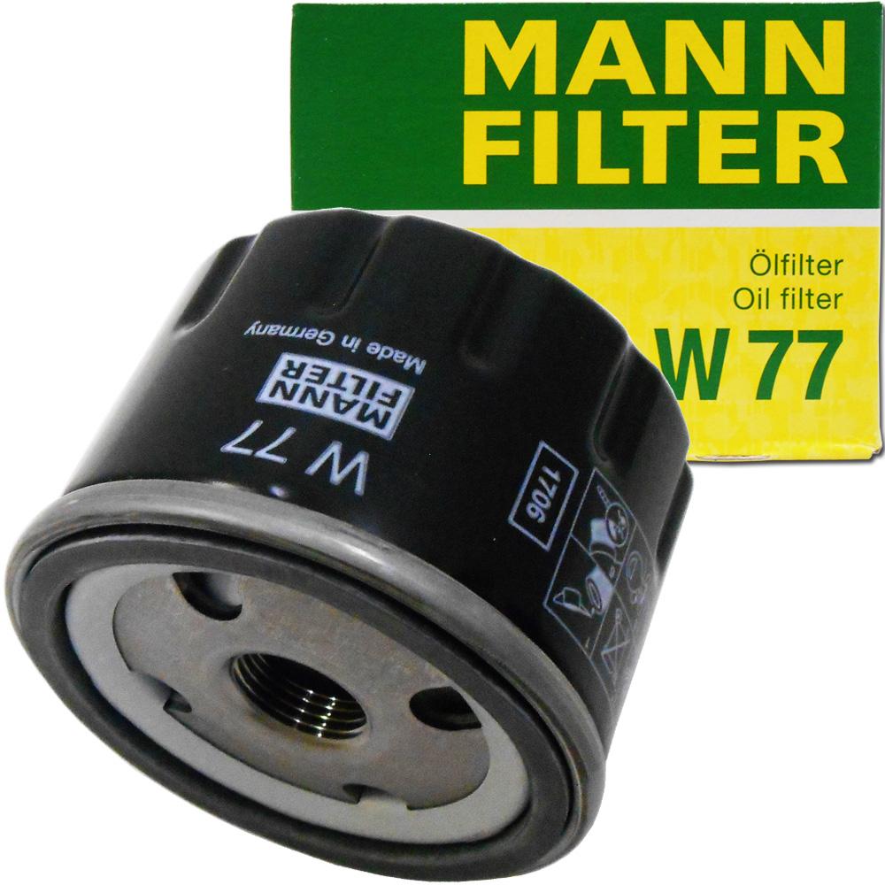 燃費向上 マン フィルター ランキングTOP10 エレメント交換 フィルター交換 車用フィルター カーフィルター 再販ご予約限定送料無料 カード オイルエレメント 適合検索あり ポイント消化 W オイルフィルター 77 MANN マイカー割で5倍