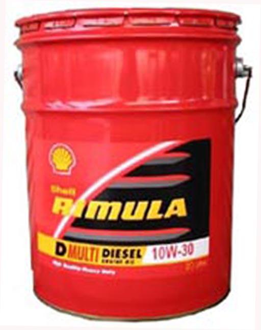 エンジンオイル カード マイカー割で5倍 シェル リムラ 入荷予定 Dマルチ CF ペール缶 ポイントUP 領収書OK 企業 価格 20L 15W-40 法人