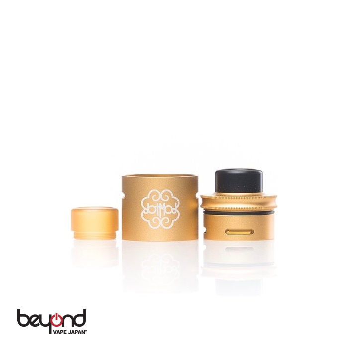 【DotMod】- Conversion Cap with RDA Gold