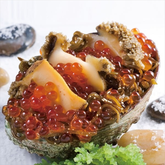 三陸中村家の美味を海鮮丼で 中村家 三陸海宝漬350g×2個セット 安心と信頼 送料込 卸直営