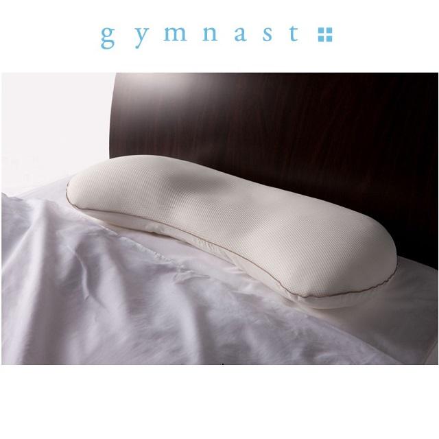 熟睡枕『ジムナストプラス』 ローホワイト