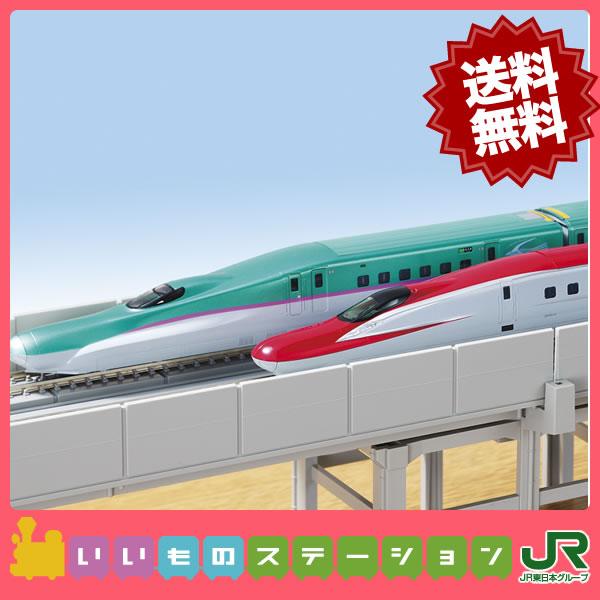KATO N测量仪器E5派+E6派新干线supesharuasotosetto铁道模型