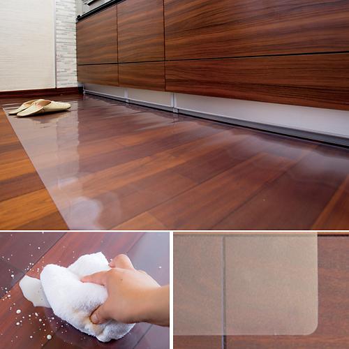 供阿喀琉斯厨房使用的透明的车底板垫60*120 T1602-04919