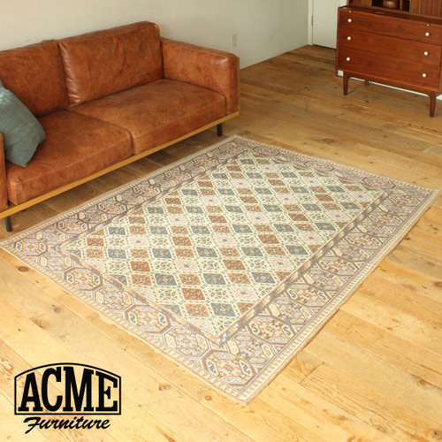 <title>送料無料 アクメファニチャー 公式ストア ラグ 爆買い新作 マット 長方形 ACME Furniture GLENOAKS RUG 140×200 グレンオークス</title>