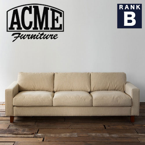 ACME Furniture アクメファニチャー JETTY feather SOFA 1P Bランク ジェティ フェザー ソファ ソファー 1人掛け【送料無料】