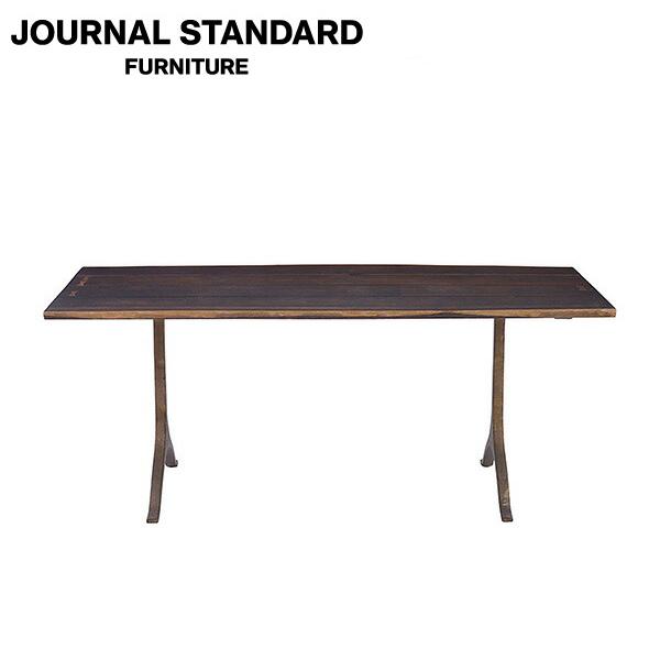 journal standard Furniture ジャーナルスタンダードファニチャー NEXA DINING TABLE SEA赤 OAK ネクサ ダイニングテーブル オーク テーブル ダイニングテーブル ダイニング 机 家具 【送料無料】