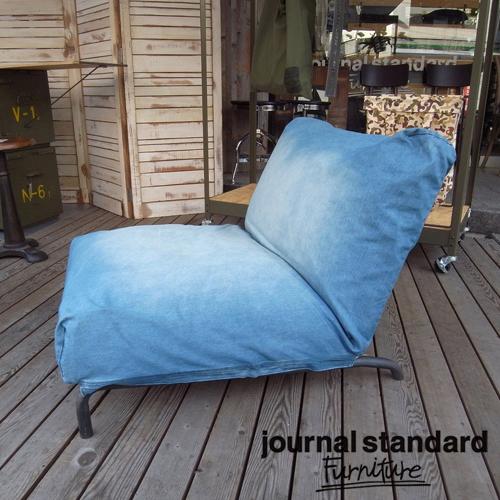 journal standard Furniture ジャーナルスタンダードファニチャー RODEZ CHAIR COVER DENIM 1P ロデチェアカバー【送料無料】