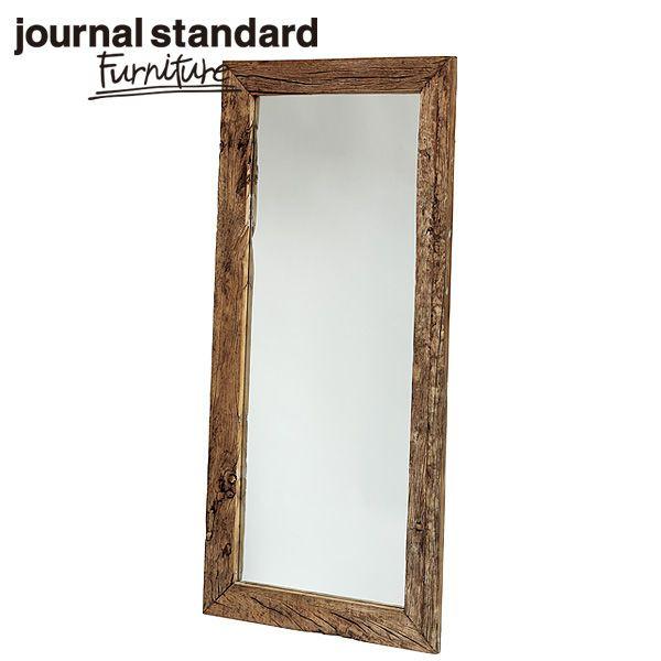 journal standard Furniture ジャーナルスタンダードファニチャー BREDA MIRROR ブレダ ミラー 80×170cm B00KKG0CHK
