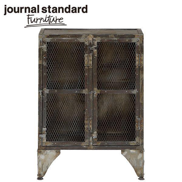 journal standard Furniture ジャーナルスタンダードファニチャー GUIDEL MESH LOCKER LOW ギデル メッシュロッカー ロー 幅67×高さ93cm B00MHCX8A8【送料無料】
