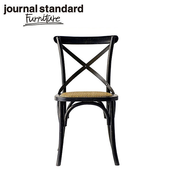 journal standard Furniture ジャーナルスタンダードファニチャー BEACON CHAIR BLACK ビーコン チェア 椅子 チェアー ダイニングチェア【送料無料】