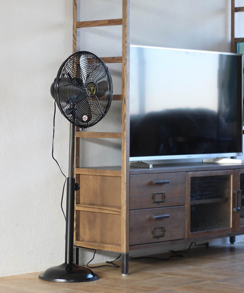 journal standard Furniture ジャーナルスタンダードファニチャー JSF FAN HI ジェーエスエフ ファン ハイ 扇風機 アンティーク レトロ ヴィンテージ風