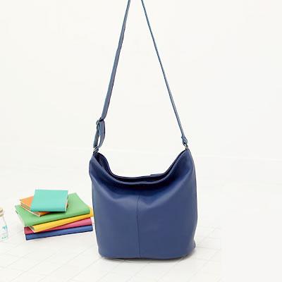 Genuine leather 2-way shoulder bag also back women's fs2gm